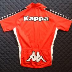 Tricou ciclism Kappa; marime S, vezi dimensiuni exacte; impecabil, ca nou - Echipament Ciclism