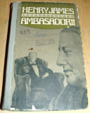 AMBASADORII - Henry James, 1972