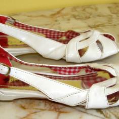 Sandale dama marca Gino Ventori marimea 36 (Q36_1) - Balerini dama, Culoare: Din imagine