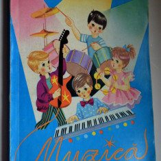 Muzica manual clasa a IV - a 1995 - Manual scolar, Clasa 4, Alte materii