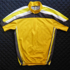 Tricou ciclism; marime M, vezi dimensiuni exacte; impecabil, ca nou - Echipament Ciclism