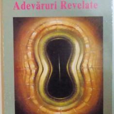 ADEVARURI REVELATE de TANEA CUTOV 1997 - Carte ezoterism