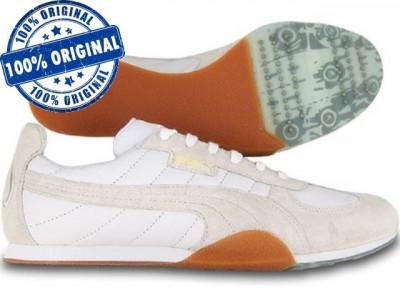 Adidasi barbat Puma Sacramento ST - adidasi originali - piele naturala foto