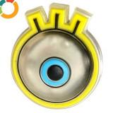 jibbitz CROCS - accesorii pentru saboti de guma - Eye 3D LED