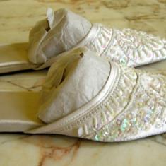 Papuci dama marca - marimea 37/38 (Q69_1), Culoare: Din imagine, Marime: 37.5