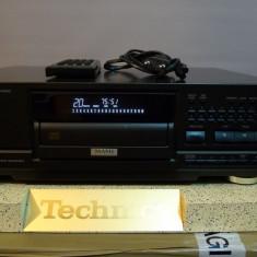 CD Player Technics SL-PS900 cap serie, 2 transformatoare, accesorii, poze reale