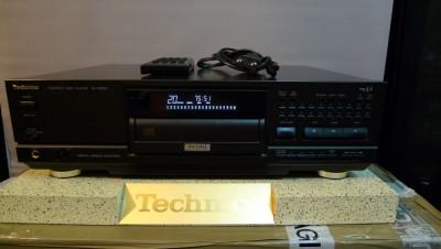 CD Player Technics SL-PS900 cap serie, 2 transformatoare, accesorii, poze reale foto