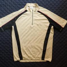 Tricou ciclism Genesis cu plasa laterala pentru respiratia corpului; XXL; ca nou