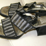 Sandale dama marca LaLuna piele interior exterior marimea 38.5 (P70_1)