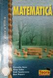 MATEMATICA MANUAL PENTRU CLASA A VIII-A - C. Savu, G. Caba, E. Teodorescu