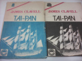 TAI-PAN JAMES CLAVELL VOL.1+2