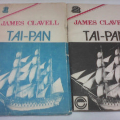 TAI-PAN JAMES CLAVELL VOL.1+2 - Carte de aventura