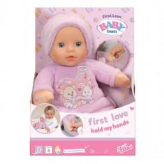 Baby Born - Bebelusul Tine-Ma De Maini - Papusa Zapf Creation
