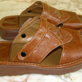 Papuci marca Huaxn marimea 36 (Q57_1) - Papuci dama, Culoare: Maro