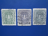 TIMBRE AUSTRIA USED, Stampilat