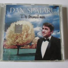 CD DAN SPATARU ALBUMUL PE DRUMUL MEU, ROTON 1997 - Muzica Rock