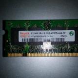 LOT 10 BUCATI Memorie Laptop Hynix Sodimm DDR2 512 MB 533 Mhz