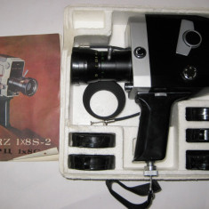 Camera de filmat foto-video Quarz Zoom Rusia