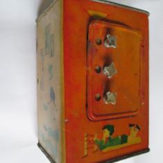 PUSCULITA TABLA FABRICATA IN ANII 70 - Colectii
