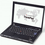 Laptop Lenovo T61, Core 2 Duo T7100, 1.80Ghz 2Gb DDR2, 160Gb DVD 15, 4inch 12151, Intel Core 2 Duo