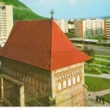 CPI (B7074) CARTE POSTALA - PIATRA NEAMT. BISERICA LUI STEFAN CEL MARE - Carte Postala Moldova dupa 1918, Necirculata, Fotografie