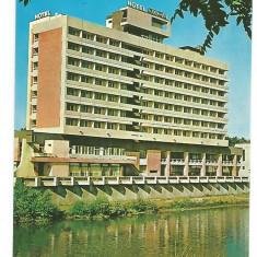 @carte postala(ilustrata)-ORADEA-Hotel Dacia