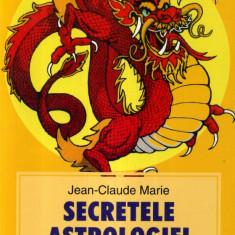 Jean-Claude Marie - Secretele astrologiei chineze - 558919 - Carte Hobby Astrologie polirom