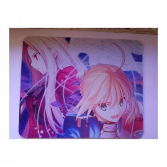 Mouse Pad Anime Fate Stay Night Saber