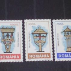 Romania 1998-LP 1451-Troite, nestampilate. - Timbre Romania