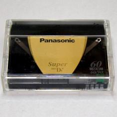 Caseta Super MINI DV Panasonic 60 minute(1690) - Aparat Filmat