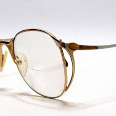 Rame ochelari vedere vintage Colani Design Optos 15-552 54_15 135(06), Femei, Titan, Rama intreaga