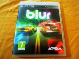 Joc Blur, PS3, original! Alte sute de jocuri!, Curse auto-moto, 12+, Multiplayer, Activision