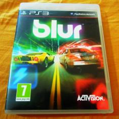 Joc Blur, PS3, original! Alte sute de jocuri! - Jocuri PS3 Activision, Curse auto-moto, 3+, Multiplayer