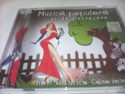 Cd Muzica Populara De Petrecere Original Okaziiro