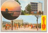 CPI (B7097) CARTE POSTALA - LITORAL, MOZAIC, 1988