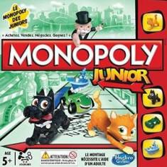 Joc de societate Monopoly Junior - Jucarii