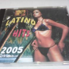 CD LATINO HITS 2005 - Muzica Latino