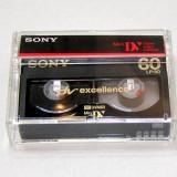 Caseta MINI DV DVM60 Sony 60 minute(1699)