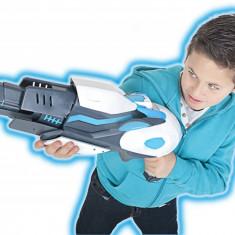 Pusca Max Steel Turbo Blaster - Pistol de jucarie
