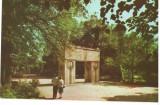 CPI (B7054) CARTE POSTALA  - TARGU JIU. POARTA SARUTULUI, Circulata, Fotografie