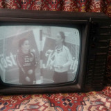 Televizor sport alb-negru TELESTAR 4012 - diagonala 30 cm - FUNCŢIONAL