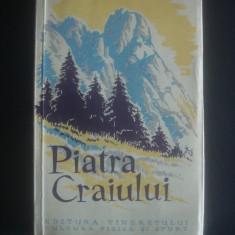 I. IONESCU DUNAREANU - PIATRA CRAIULUI {1958} - Ghid de calatorie