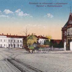 SIBIU - Carte Postala Transilvania 1904-1918, Necirculata, Printata