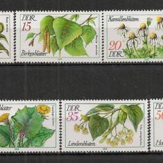 D.D.R.1978 Plante medicinale CD.1091 - Timbre straine, Nestampilat