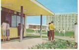 """CPI (B7101) MAMAIA - HOTEL PERLA, SATURN - HOTEL """"FLORA"""", RPR, Circulata, Fotografie"""