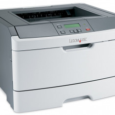 Imprimanta Laser Sh Lexmark E460dn, 40 ppm, 1200 x 1200, USB, Retea, Duplex - Imprimanta laser alb negru Lexmark, A4, 40-44 ppm