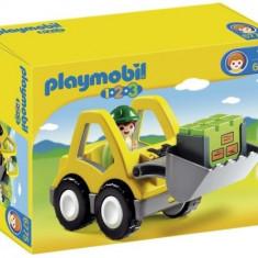 1.2.3 Excavator Playmobil