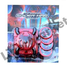 Lansator de discuri Spiderman