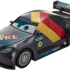 Masinuta Cars Wheelie Action Racers Max Schnell - Masinuta electrica copii Mattel