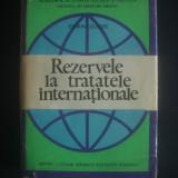 EDWIN GLASER - REZERVELE LA TRATATELE INTERNATIONALE